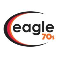 Logo of radio station Eagle 70s