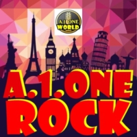 Logo of radio station A.1.ONE.ROCK