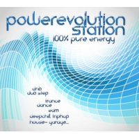 Logo de la radio POWEREVOLUTION STATION