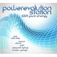 Logo of radio station POWEREVOLUTION STATION