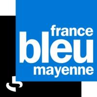 Logo de la radio France Bleu Mayenne