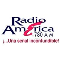 Logo of radio station Radio America 780 AM