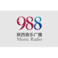 Logo of radio station 陕西音乐广播 FM98.8 - Shaanxi Music Radio 988
