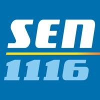 Logo of radio station SEN 1116