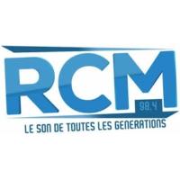 Logo of radio station RCM 98.4 FM