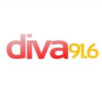 Logo of radio station Diva 91.6