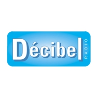 Logo of radio station Décibel