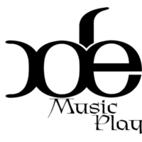 Logo of radio station XDE Music Play
