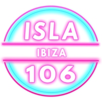 Logo de la radio Isla 106 FM