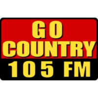 Logo de la radio KKGO Go Country 105