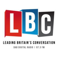 Logo de la radio LBC UK