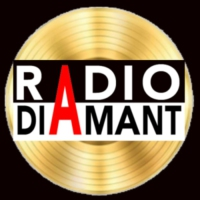 Logo of radio station RADIO DIAMANT