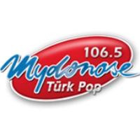 Logo of radio station Mydonose Turk Pop