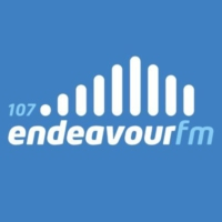 Logo of radio station 107 Endeavour FM