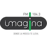 Logo of radio station Imagina 104.3 FM