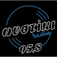 Logo de la radio Fystíki 95.8 - Φυστίκι 95.8