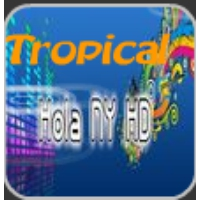 Logo de la radio Hola NY HD Tropical
