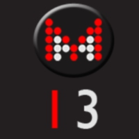 Logo of radio station M13Radio