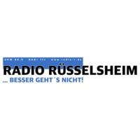 Logo of radio station Radio Rüsselsheim