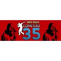 Logo of radio station CONEXÃO 35