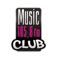 Logo of radio station Music Club 105.8