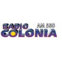 Logo of radio station Colonia 550 AM