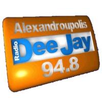 Logo de la radio Radio Dee Jay Alexandroupolis 94.8