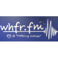 Logo of radio station WHFR FM 89.3