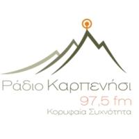 Logo of radio station Radio Karpenisi 97.5 FM - Ράδιο Καρπενήσι 97.5 FM