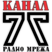 Logo of radio station Радио Мрежа Канал 77