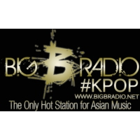 Logo of radio station Big B Radio -  Kpop Channel