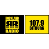 Logo of radio station Rockland Radio - Bitburg 107.9