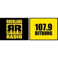 Logo de la radio Rockland Radio - Bitburg 107.9