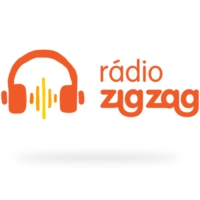 Logo of radio station Rádio ZigZag