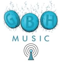 Logo of radio station GBH MUSIC