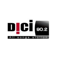 Logo de la radio D!CI Radio