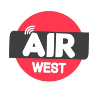 Logo de la radio Air-West