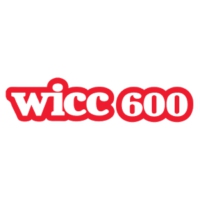 Logo of radio station WICC 600 AM