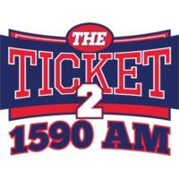 Logo de la radio KYNG-AM The Ticket 2 1590