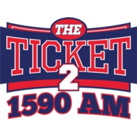Logo of radio station KYNG-AM The Ticket 2 1590