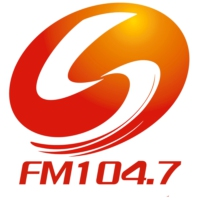 Logo of radio station 鹤山电台 FM104.7