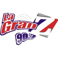 Logo of radio station XHEZ La Gran Zeta 90.7