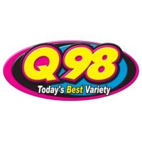 Logo of radio station WQSM Q98