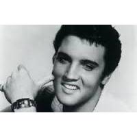 Logo of radio station Elvis Presley radio