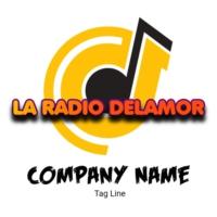 Logo de la radio la radio del amor