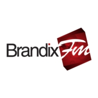 Logo of radio station BrandixRadio