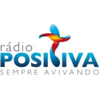 Logo de la radio Rádio Positiva