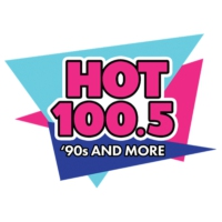 Logo of radio station CFJL FM HOT 100.5