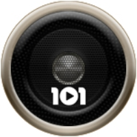 Logo of radio station 101.ru - Office Lounge