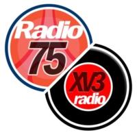 Logo of radio station Xv3radio75